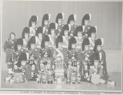 Te Awamutu Pipe Band