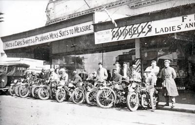 Te Awamutu Motorcycle Club