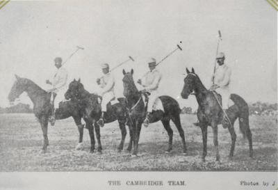 Cambridge Polo Team