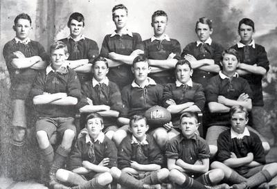 Te Awamutu Football Team