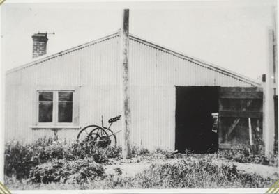 Tom Liddell's Blacksmith
