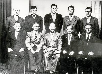 Te Awamutu Intermediate First Committee