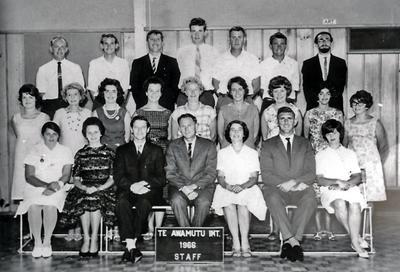 Intermediate School Staff