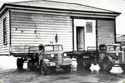Jack House Transport
