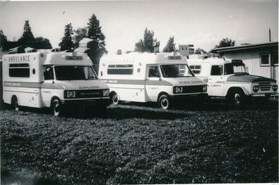 St. John Ambulance Fleet