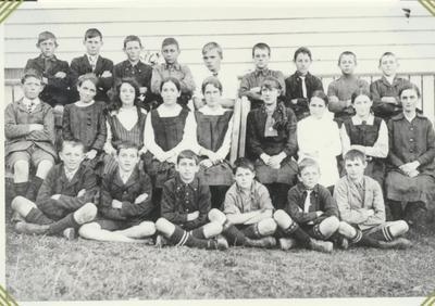 Te Awamutu State Primary School Group