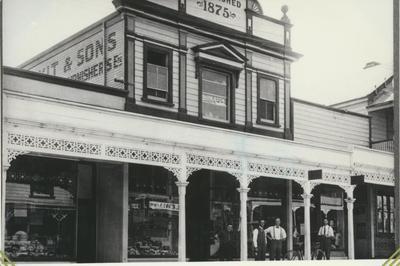 C.T. Rickit's Shop