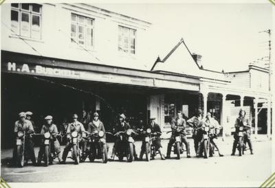 Te Awamutu Motor Cycle Club
