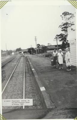 Ohaupo Railway Station