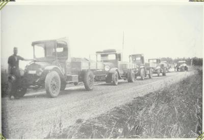 Waipa County Council Trucks