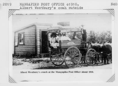 Mangapiko Post Office