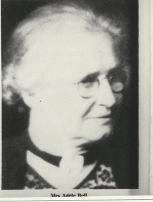 Mrs. Adele Bell