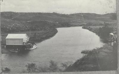 Oparau Landing on Oparau River