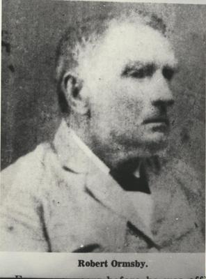 Robert Ormsby