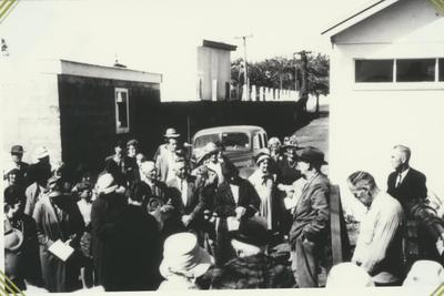 Historical Society Bus Tour
