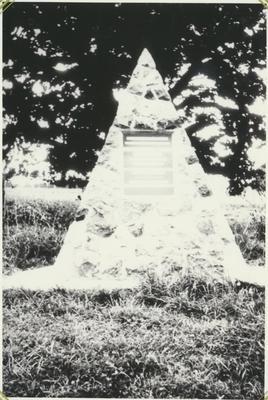 Wiremu Te Waharoa Memorial