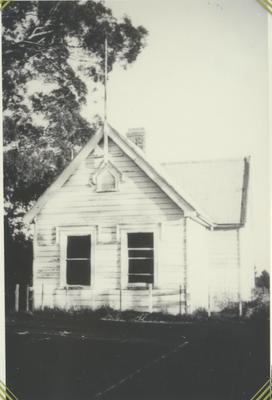 Old Mangapiko School
