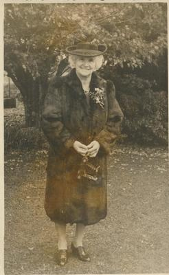 Miss Ethel Mandeno