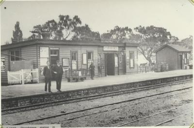 Otorohanga Railway Station