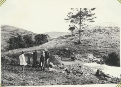 Mangapapa Power Dam Site