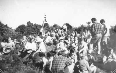 Opening of Kakepuku Walkway