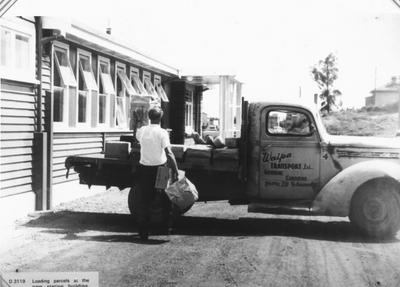 Waipa Transport Truck