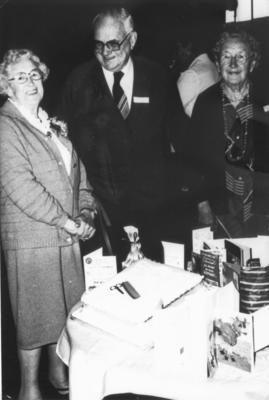 Joe Sterrott and sisters