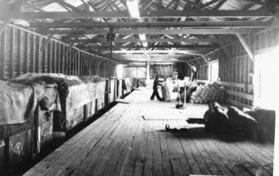 Te Awamutu Railway Goodshed