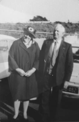 Mr. and Mrs. Alf Karl