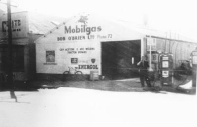Motor Garage Ohaupo