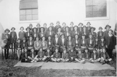 Te Awamutu Brownies and Guides