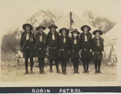Te Awamutu Girl Guides