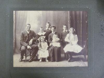 Wallace Family Photo