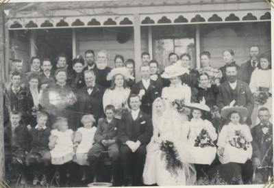 J.T. Johnson's Wedding