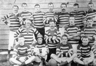 Kihikihi Football Team