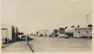 Alexandra Street