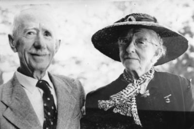 Mr. and Mrs. W.C. Germann