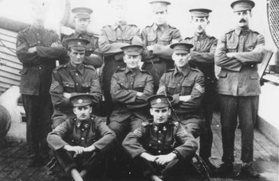 World War One Trentham Group