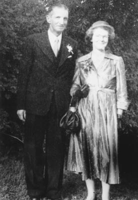 Ralph and Gladys Stock