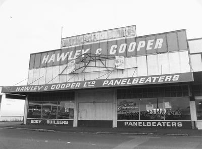 Hawley and Coopers Panelbeaters
