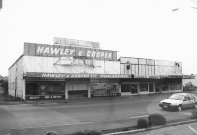 Hawley and Cooper Building