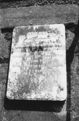 John Rochfort's Grave