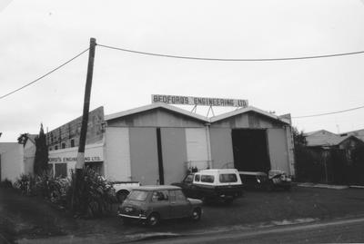 Bedford Engineering Shop