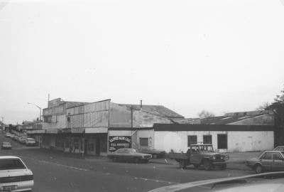 Hawleys Buildings
