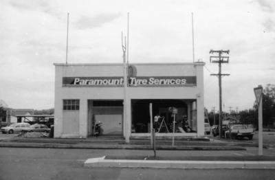 Paramount Tyres Building