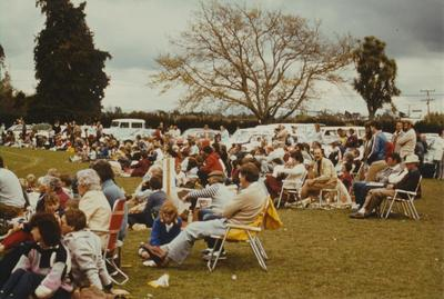 Te Awamutu Borough Council 50th Jubilee