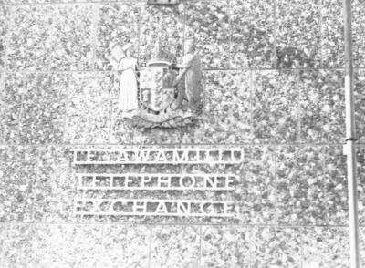 Te Awamutu Telephone Exchange