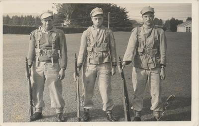 M. Tamaki, N. Wallace, J. Toa