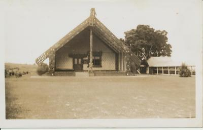 Waitangi Marae