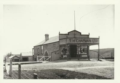 T.H. Chapman's Store